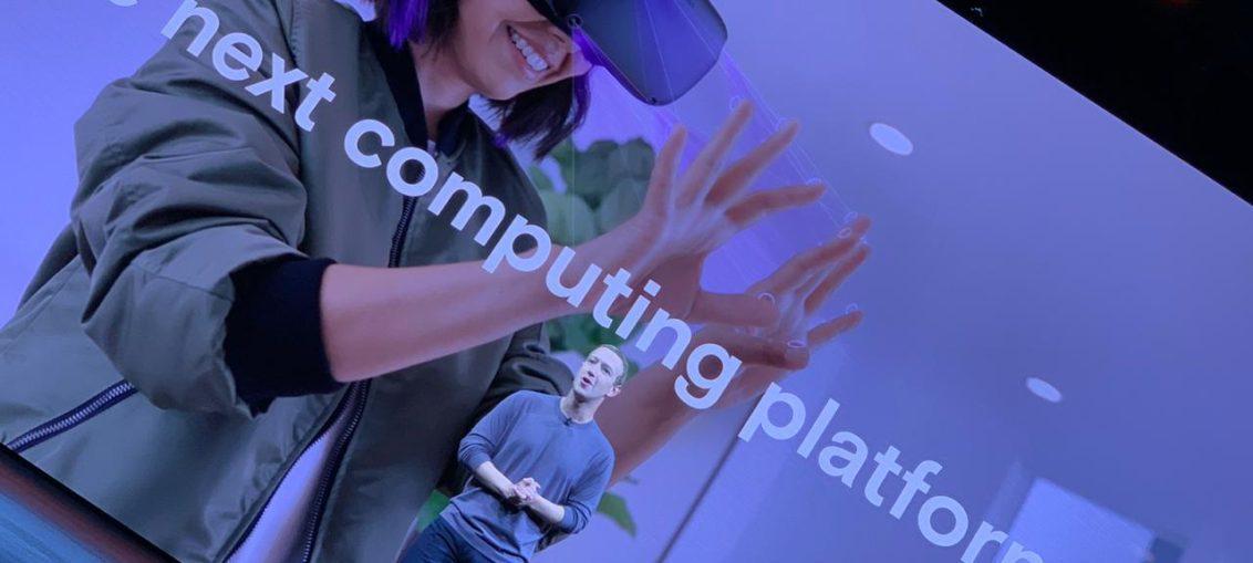 Handtracking para realidad virtual y realidad aumentada para el negocio y el aprendizaje
